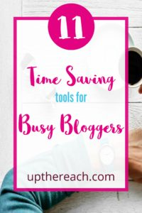 11 time saving tools for busy bloggers - TheCopyThatSells.com